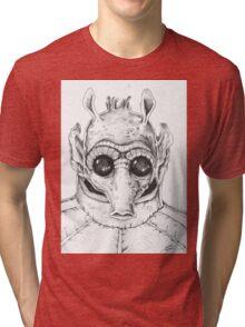 Star Wars Greedo Inked Tri-blend T-Shirt