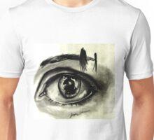 realistic deep eye Unisex T-Shirt