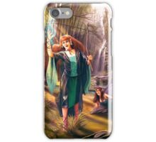 Gaia's Haven iPhone Case/Skin
