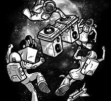 Intergalactic Disco by Jonah Block