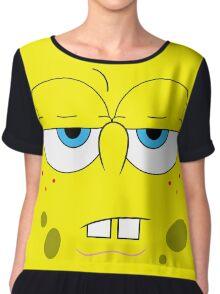 Spongebob Chiffon Top