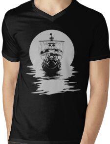 Thousand Sunny  Mens V-Neck T-Shirt