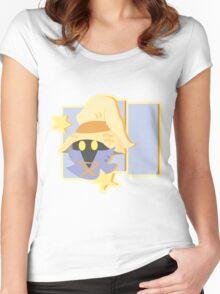 Vivi Ornitier Women's Fitted Scoop T-Shirt