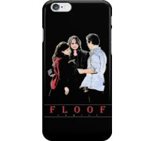 THE FLOOF FAMILY. iPhone Case/Skin