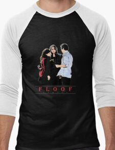 THE FLOOF FAMILY. Men's Baseball ¾ T-Shirt