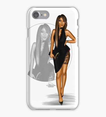 Ms 'Hold on to him' iPhone Case/Skin