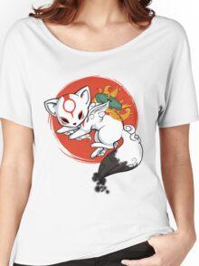 Chibi Okami Women's Relaxed Fit T-Shirt