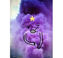 Lumpy Space Princess Photographic Print