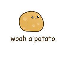Potato by BlazeSeven