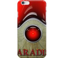 I Can See Paradise by The Console Light iPhone Case/Skin