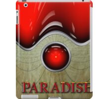 I Can See Paradise by The Console Light iPad Case/Skin