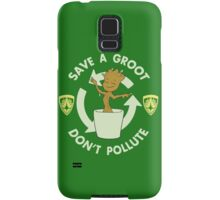 Save A Groot Samsung Galaxy Case/Skin