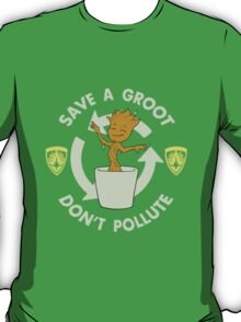 Save A Groot T-Shirt