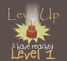 Level Up Baby Tee