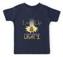 Level Up Kids Tee