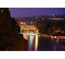 Bath , United Kingdom  Photographic Print