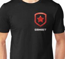 Gambit Gloss - Red Unisex T-Shirt