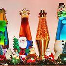 Have a Lovely Lava Holiday! by Nadya Johnson