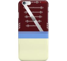 The Cadets 2014 Uniform - Blue Cumerbund iPhone Case/Skin