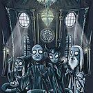 The Dark Magic Club by 2mzdesign