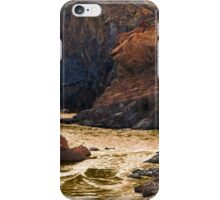 River of Gold iPhone Case/Skin