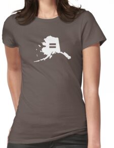 Alaska Equality Womens Fitted T-Shirt