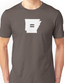 Arkansas Equality Unisex T-Shirt