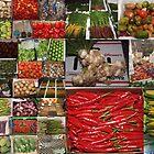 Sydney fresh food market  by Tom McDonnell