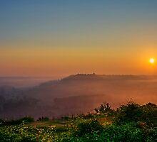 Morning Sunrise by TonyPriestley