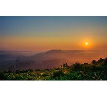 Morning Sunrise Photographic Print