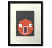 Magiarp Ball Framed Print