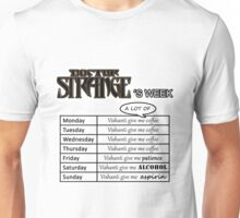 Doctor Strange's Week Unisex T-Shirt