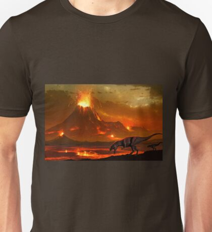 Tyrannosaurus - End of Days Version II T-Shirt