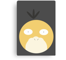 Psyduck Ball Canvas Print
