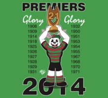 Glory Glory No.21 by DrewBird