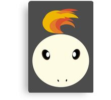 Ponyta Ball Canvas Print