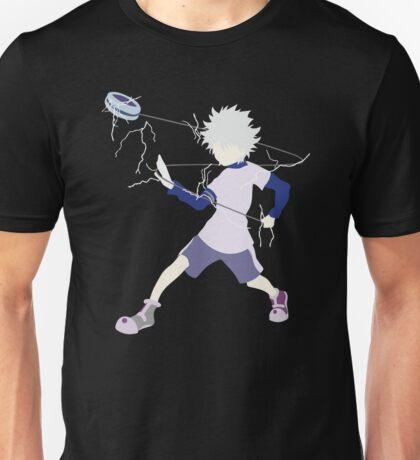 Killua Anime Manga Shirt Unisex T-Shirt