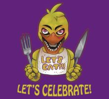 FIVE NIGHTS AT FREDDY'S-Chica- CELEBRATE by acidiic