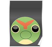 Caterpie Ball Poster