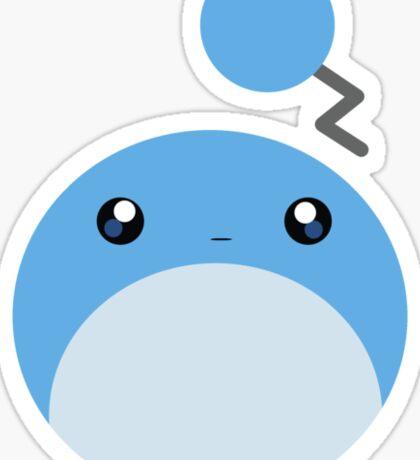 Marill Ball Sticker