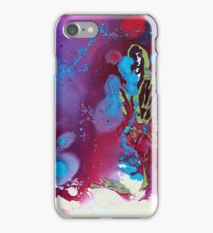 In Beerensaft baden iPhone Case/Skin