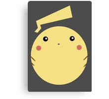 Pikachu Ball 2 Canvas Print