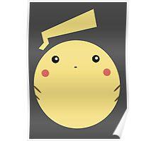 Pikachu Ball 2 Poster