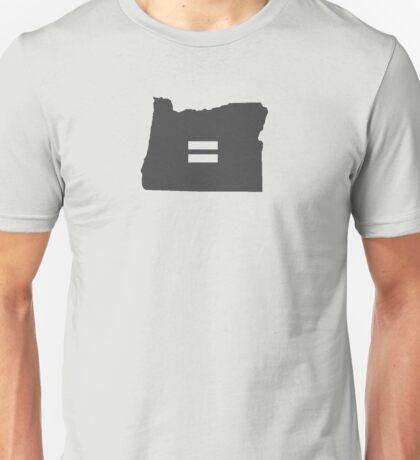 Oregon Equality Unisex T-Shirt