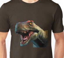 Tyrannosaurus Head Study Version II Unisex T-Shirt