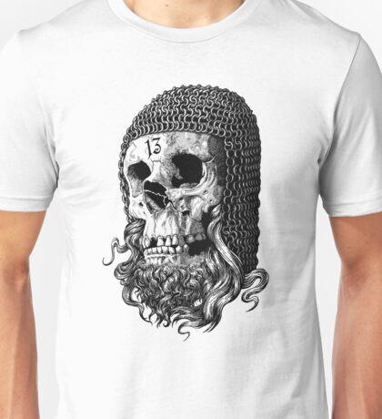 Templar Skull Unisex T-Shirt