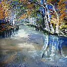 Deep in the woods by Elizabeth Kendall