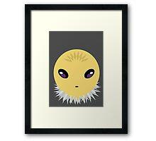 Jolteon Ball Framed Print