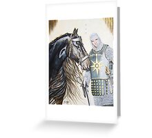 Defenders of Truth - Fortitude Greeting Card
