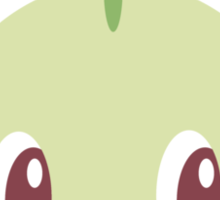 Chikorita Ball Sticker